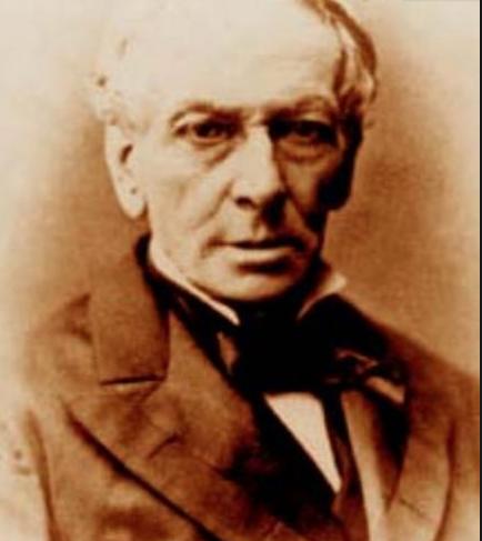 Juan Bautista ALBERDI retrato