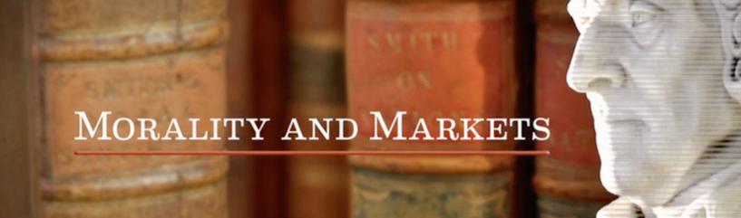 Adam Smith MORALIDAD de los MERCADOS